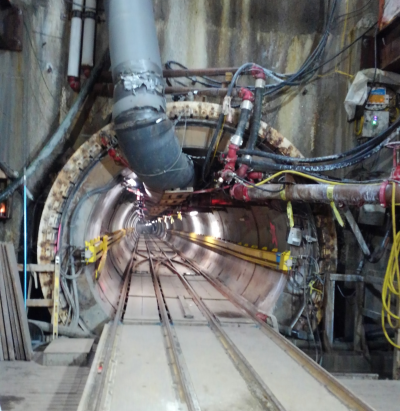 Tunnel Boring & Grouting