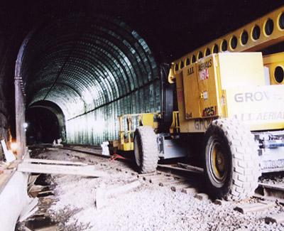 Rail Tunnel Rehabilitation